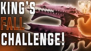 Destiny KING'S FALL CHALLENGE MODE GUIDE! (War Priest, Golgoroth & Oryx Challenge Modes) (Refresh)