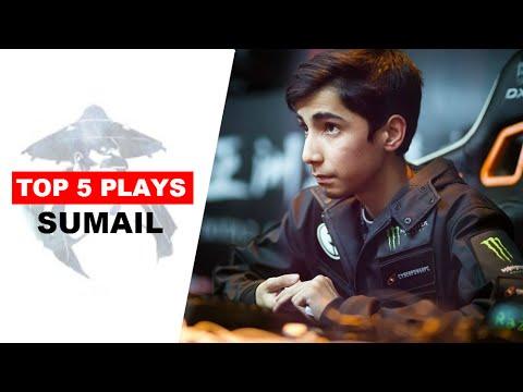 SumaiL - Top 5 Plays Ever ● Dota 2 | HD