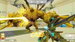 Counter-Strike Nexon: Zombies - Berserk Zombie Scenario Mode (Hard7) gameplay on Paranoia map