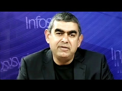 Infosys can become next-gen services company: Vishal Sikka