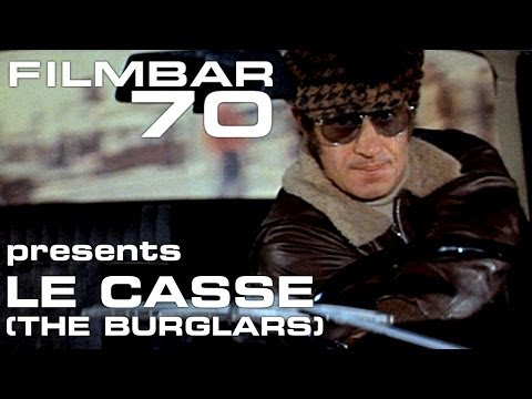 Filmbar70 presents Belmondo vs Sharif in Le Casse (The Burglars)