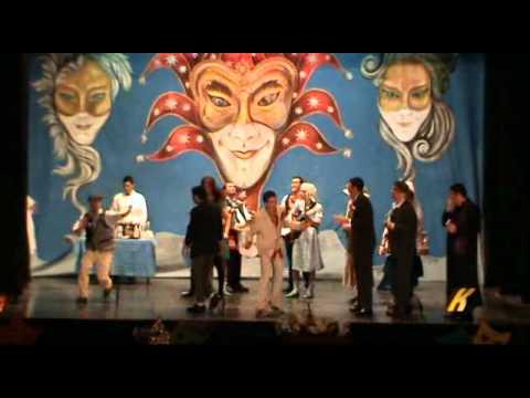 Chirigota - El fin de los dias - Carnaval 2011 - Carmona