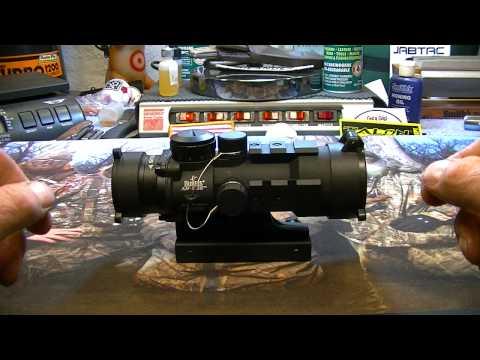 Burris AR 536 Optic Initial Look