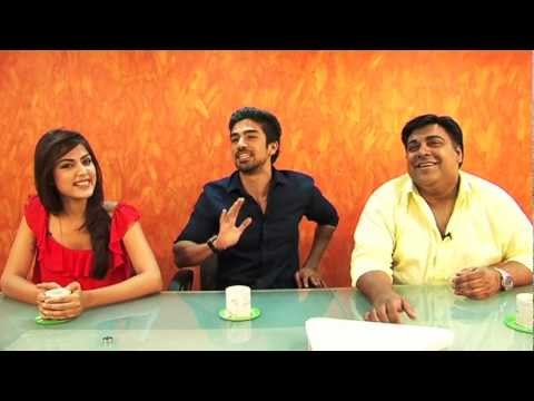 Mimicry artist' Saqib, 'Nut Job' Rhea and 'Busybee' Ram Kapoor's fun interview
