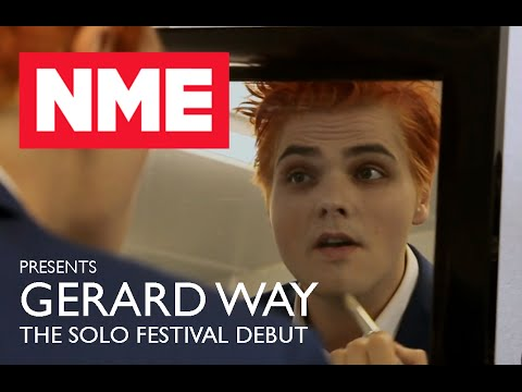 NME Presents: The Story Of Gerard Way's Solo Festival Debut