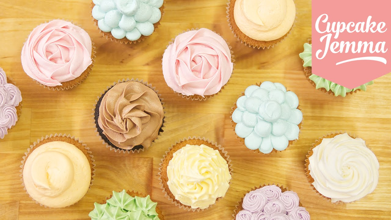 Cake Icing Piping Ideas