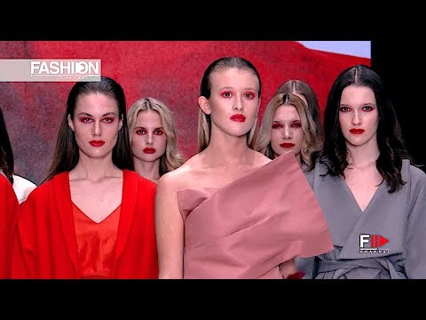 BRITISH HIGH SCHOOL of DESIGN Spring Summer 2019 MBFW Moscow - Fashion Channel