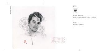 John Mayer - Rosie (Audio)