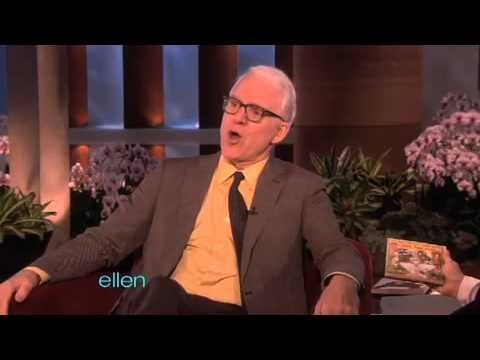 Steve Martin Keeps It Funny! video