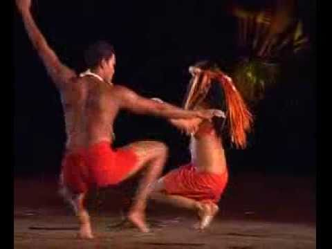 Tahitian Traditional Dance - 3