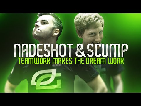 Nadeshot and Scump: Teamwork Makes the Dream Work!