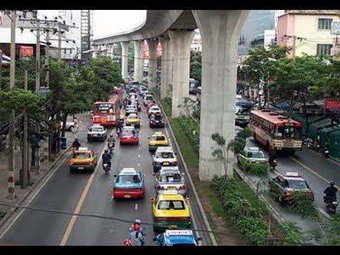 Sukhumvit Road, Bangkok, HD Experience
