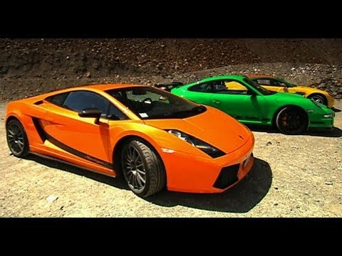 Searching for Driving Heaven in 3 Supercars! (HQ) - Top Gear - Series 10 - BBC