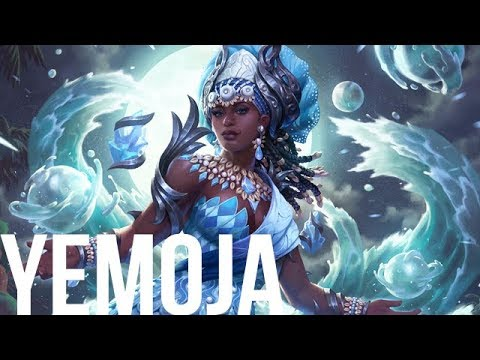 GOD SPOTLIGHT: Yemoja, Goddess of Rivers