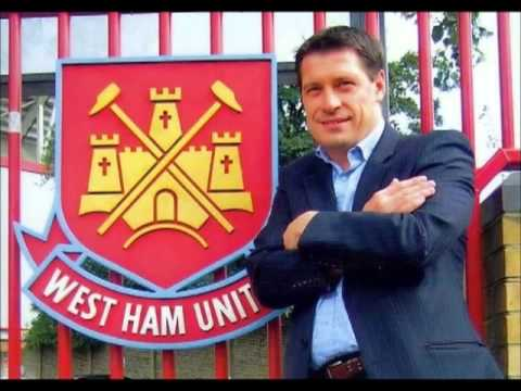 My Interview with West Ham Legend Tony Cottee in 2012 for Moore Than Just A Podcast