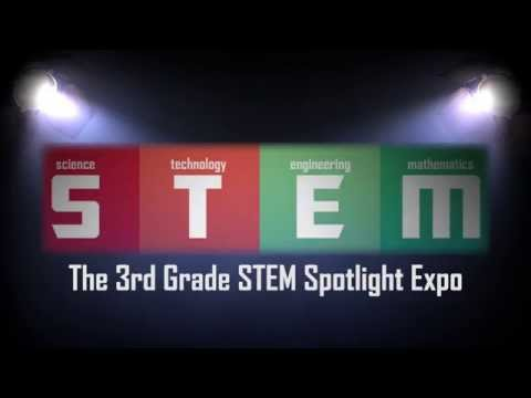 3rd Grade STEM Expo, In-School Programs at Allendale Columbia School