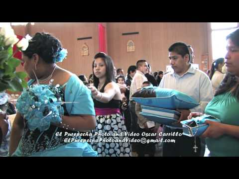 Fiesta Purepecha Los Quince Años de Maria Carrillo Parte 3 en 1080p High Definition
