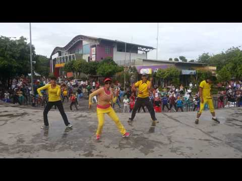 senam Kreasi Goyang Dumang By Sukma Cleopatra video
