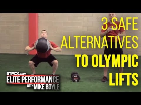 3 Safe Alternatives to Olympic Lifts Image 1