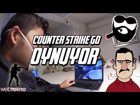 Teknolojiye Atarlanan Adam ile Counter Strike:GO