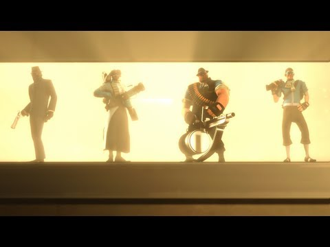 Team Fortress 2 - Meet the Xsolla