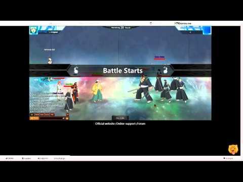 Battles In Arena   New Bleach video