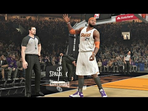 NBA 2k14 XBOX ONE MyCareer   Curses Out the Ref!
