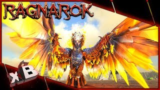 PHOENIX TAMING! :: ARK: Ragnarok Evolved :: Ep 45