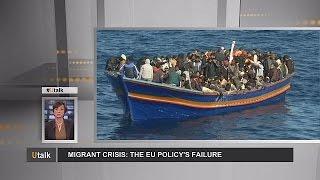 Migrant crisis: Flaws in EU policy - utalk