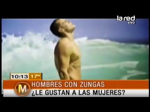 ¿Por qué a las mujeres chilenas no les gustan las zungas?