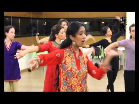 bhare naina dance ( triwat school of dance  Paris)