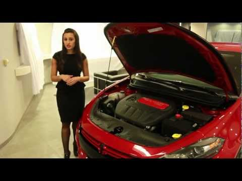 2013 Dodge Dart Walk Around with Michaela of Lansdale Chrysler Dodge Jeep RAM
