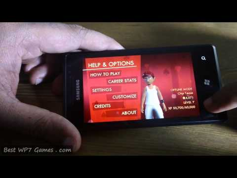 full house poker   windows phone 7 game review