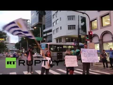Brazil: Accused Rio lawyer seeks political asylum from Uruguay