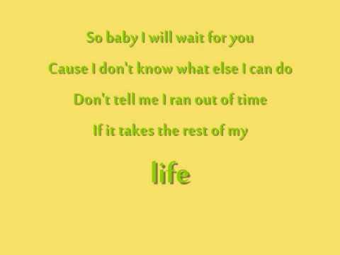 Kyla- Wait for you Lyrics