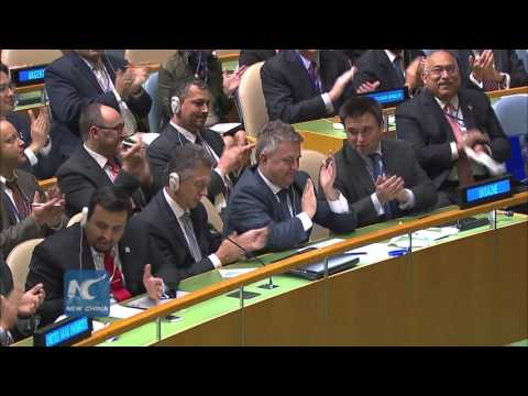 Egypt, Japan, Senegal, Ukraine and Uruguay elected as non-permanent members of UN Security Council
