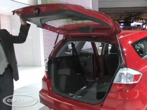 2009 Honda Fit / First Impressions