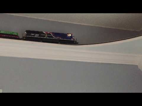 Shelf Train Layout For O Gauge