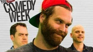 YouTube Comedy Week - Monday Rundown (#1 of 6)