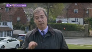 Brexit Party: Nigel Farage outwits & outsmarts pathetic interviewer on BBC Sunday Politics 5 May 19