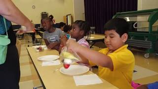 Building a Foundation of Healthy Habits: Nutrition Education for Children