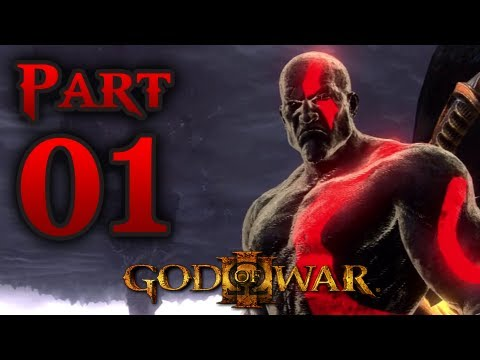 God Of War III 3 – Poseidon (Fear Kratos)