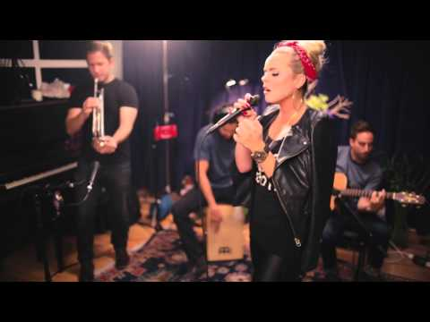 Katy Tiz - The Big Bang [acoustic Video] video