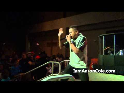 Aaron Cole at Beats Youth Conference 2015 Part 1 (#BYC2015 @IamAaronCole @enditcorp)
