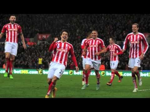 Stoke City vs Arsenal Review 6.12.14