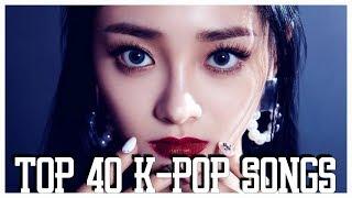 TOP 40 K-POP SONGS CHART - JULY 2018 (WEEK 3)