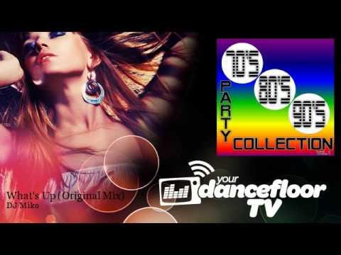 DJ Miko - What's Up - Original Mix