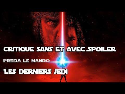 Star Wars : Les Derniers Jedi - Mon avis à chaud /!\ SPOILER /!\ streaming vf