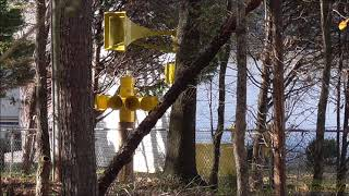 My Thunderbolt 1000 Weekly Emergency Siren Test, Attack Signal 12/4/18