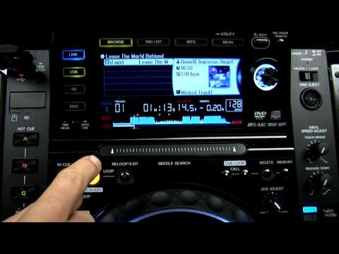 Pioneer CDJ-2000 Training - Part 2 (Hardware)